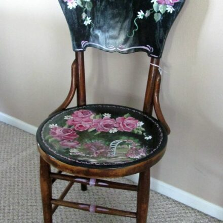 FAC-1 Antique Chair
