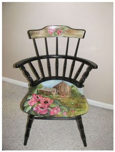 FAC-2 Antique Chair