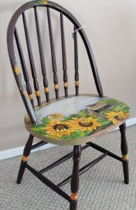 FAC-3 Antique Chair