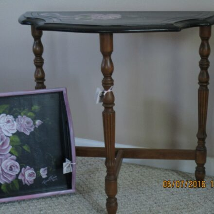 FTT-1 Table-Tray Furniture